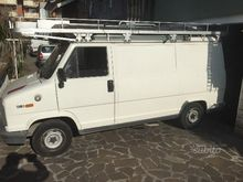 FIAT Ducato equipped for street