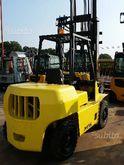 Used Forklift / Dies
