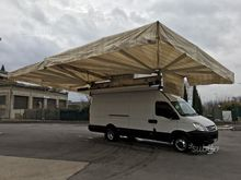 Iveco Daily 35C18 with Tent