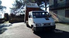 Fiat Daily 35-10 Three-way tipp