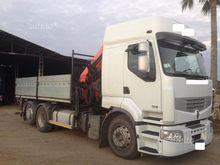 Used Renault truck c