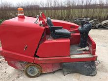 Electric sweeper RCM 2000