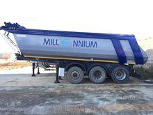 Zorzi semitrailer model Millenn