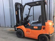 Forklift diesel Toyota perfect