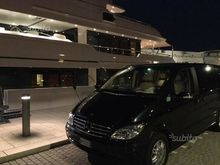 Minivan long Viano 7 seats