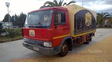 Trucks Isothermal Iveco fiat