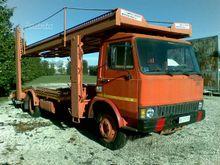 Fiat 90F13 Car Carrier Transpor