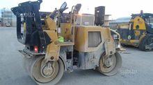 Cat CB214 E road roller