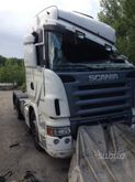 Used Scania Parts in