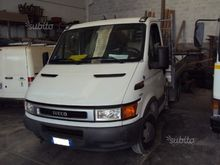Used Iveco 35c15 cra