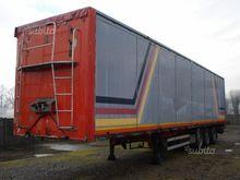 Semitrailer Tirsan moving plate
