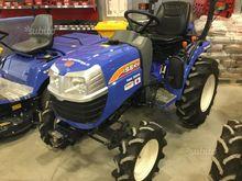 Used Tractor ISEKI T