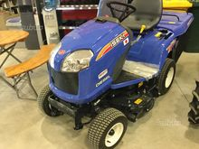 Used Riding Mower Is