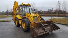 Terna JCB 4 cx series s