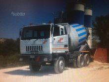 Truck mixer astra bm6436