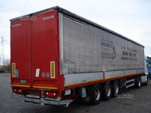 Trailor Semi-trailer with sides