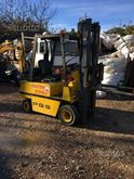 Used Forklift PGS 20