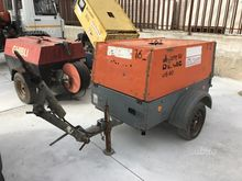 Motor compressor Compair Demag