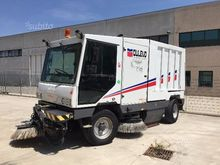 Street Sweeper DULEVO 5000 CITY