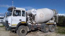 Used Concrete mixers
