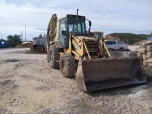 Used wheel loader in