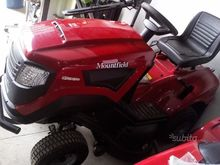 Tractor Mountfield 1640H