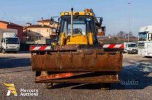 Used JCB excavator b