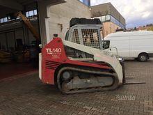 Used Track loader Ta