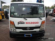 Piattafora Aerial truck-mounted