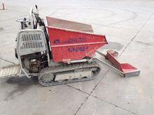 Minidumpers - wheelbarrow Rotai