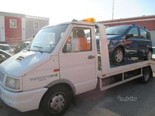 Iveco daily 35.12 - pat tow tru