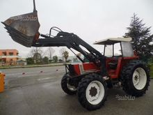 Tractor fiat mod. 780 dt with c