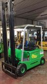 Electric forklift PIERALISI 20