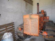 Tractor FIAT 55L + PLOW GHERARD