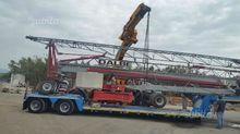 erecting cranes