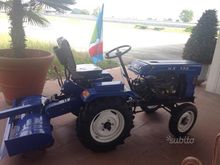 Used 15 hp tractor H