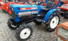 Tractor Iseki tx155 with bow an
