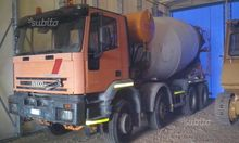 Used Truck mixer Ive