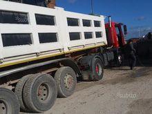 Semitrailer Minerva 7.5 mt