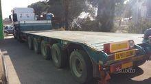 Used Semitrailer exc