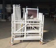 Aluminum scaffolding INSTANT Mo
