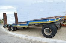 Used Trailer bed tra