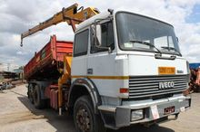 Used Tractor Iveco 2