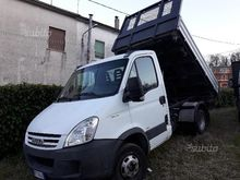 Iveco DAILY 35C 10 DUMP TRUCK
