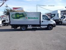 Iveco Daily 65C18 curtainsider