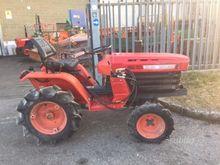 Used Kubota tractor
