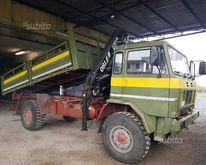 Truck Iveco ACM 80 4x4- cranes