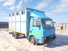 Fiat Iveco 50 transport live an