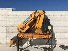 Used effer crane 170