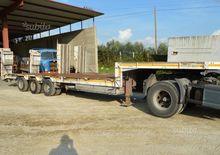 Semitrailer De Filippi carrello